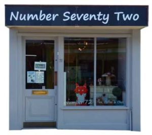 Drop-in for Advice & Information @ Number 72 Cafe, North Street, Sudbury